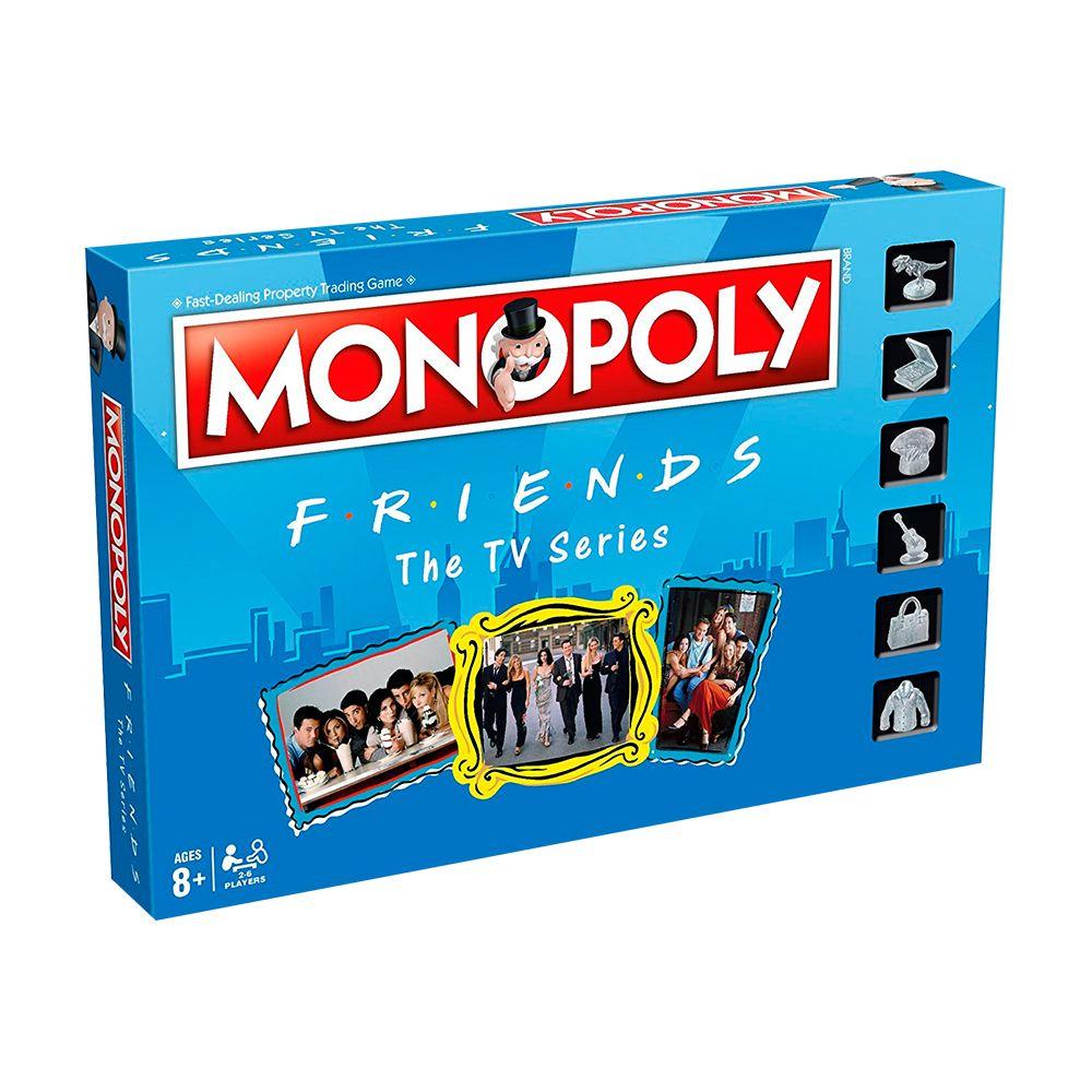 friends tv show monopolyFandom Gifts