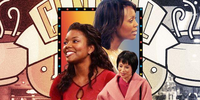 friends women of color