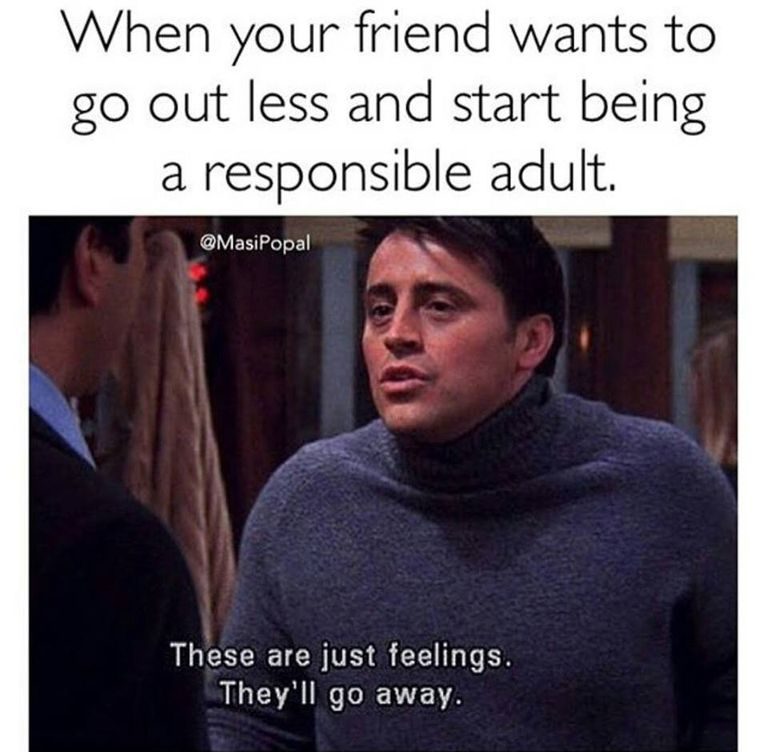 friends memes relatable funniest totally where
