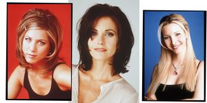 Friends 25th Anniversary Beauty Tips