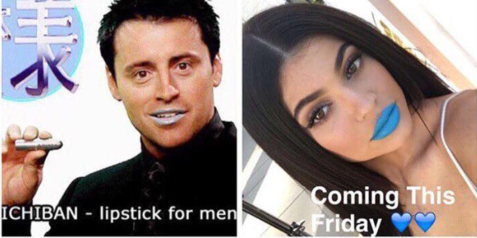 memes friends ichiban lipstick funniest relatable