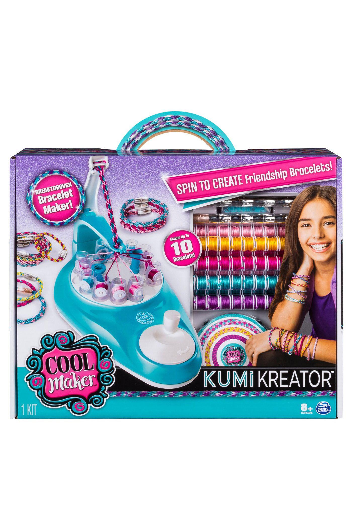 kumi kreator friendship bracelet maker christmas gifts for kids