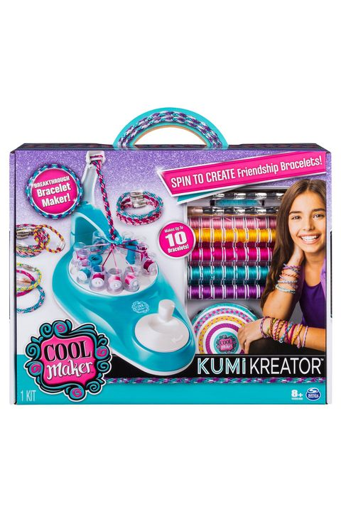 kumi kreator friendship bracelet maker christmas gifts for kids