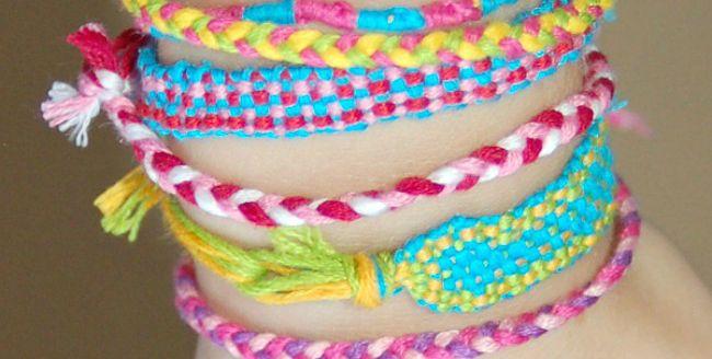 16 Best Friendship Bracelet Patterns