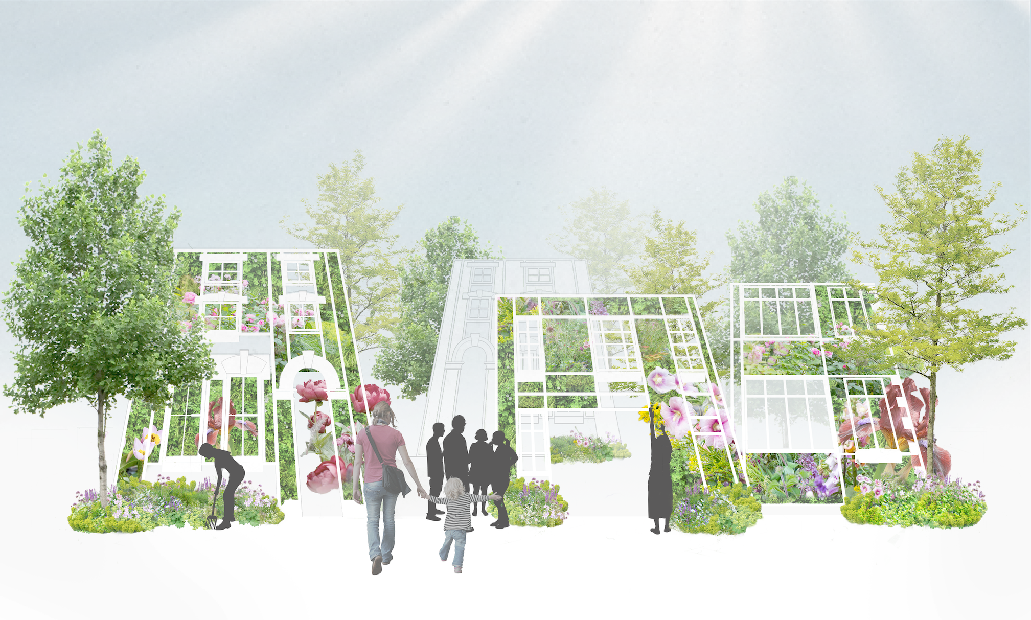 Chelsea Flower Show 2020: RHS Garden for Friendship to help tackle loneliness