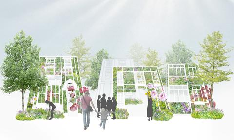 Chelsea Flower Show 2020 - RHS Garden For Friendship