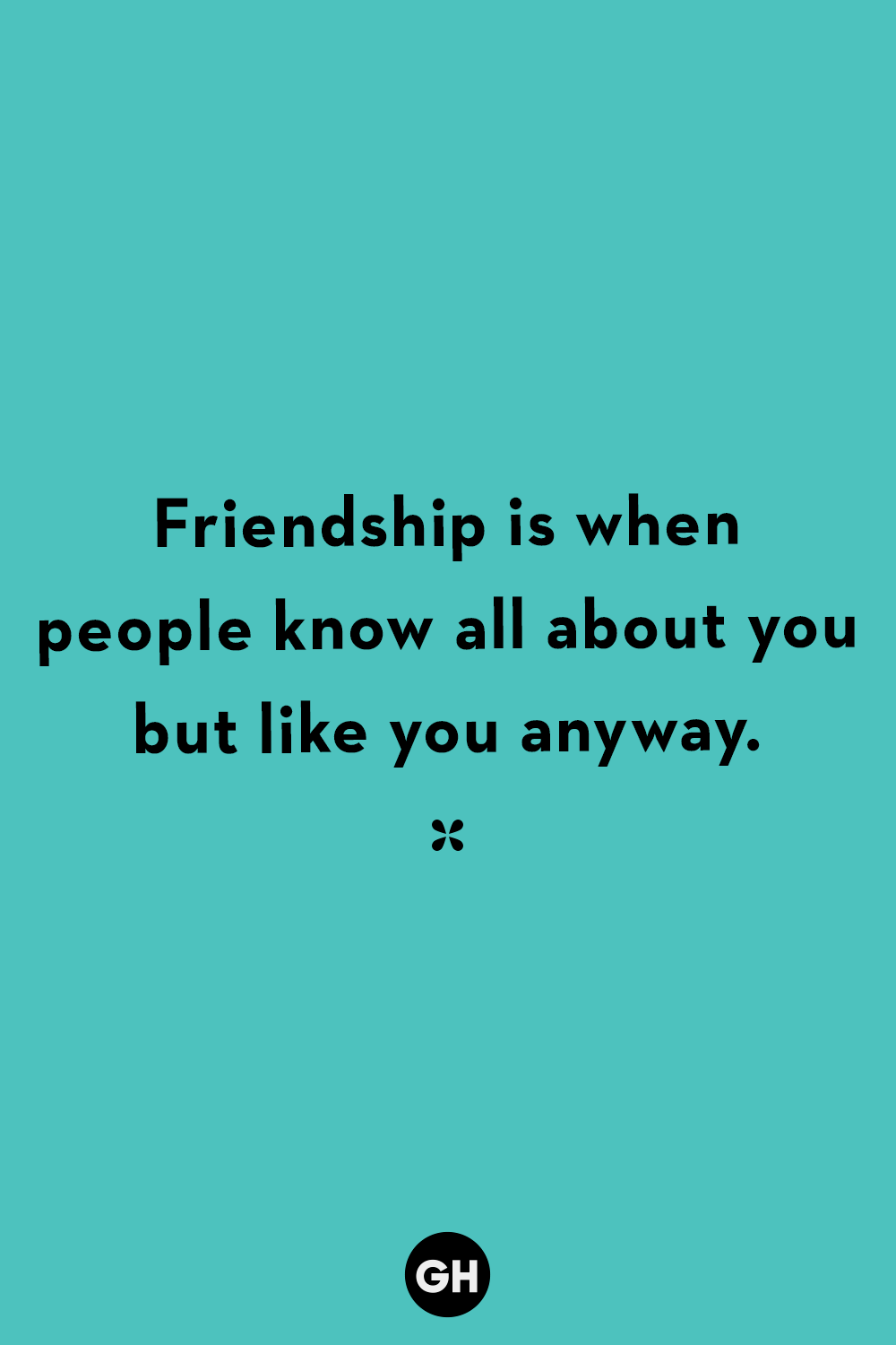 40 Short Friendship Quotes for Best Friends - Cute Sayings About Friends