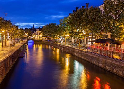 Friesland, Netherlands, Best European Destination Lonely Planet