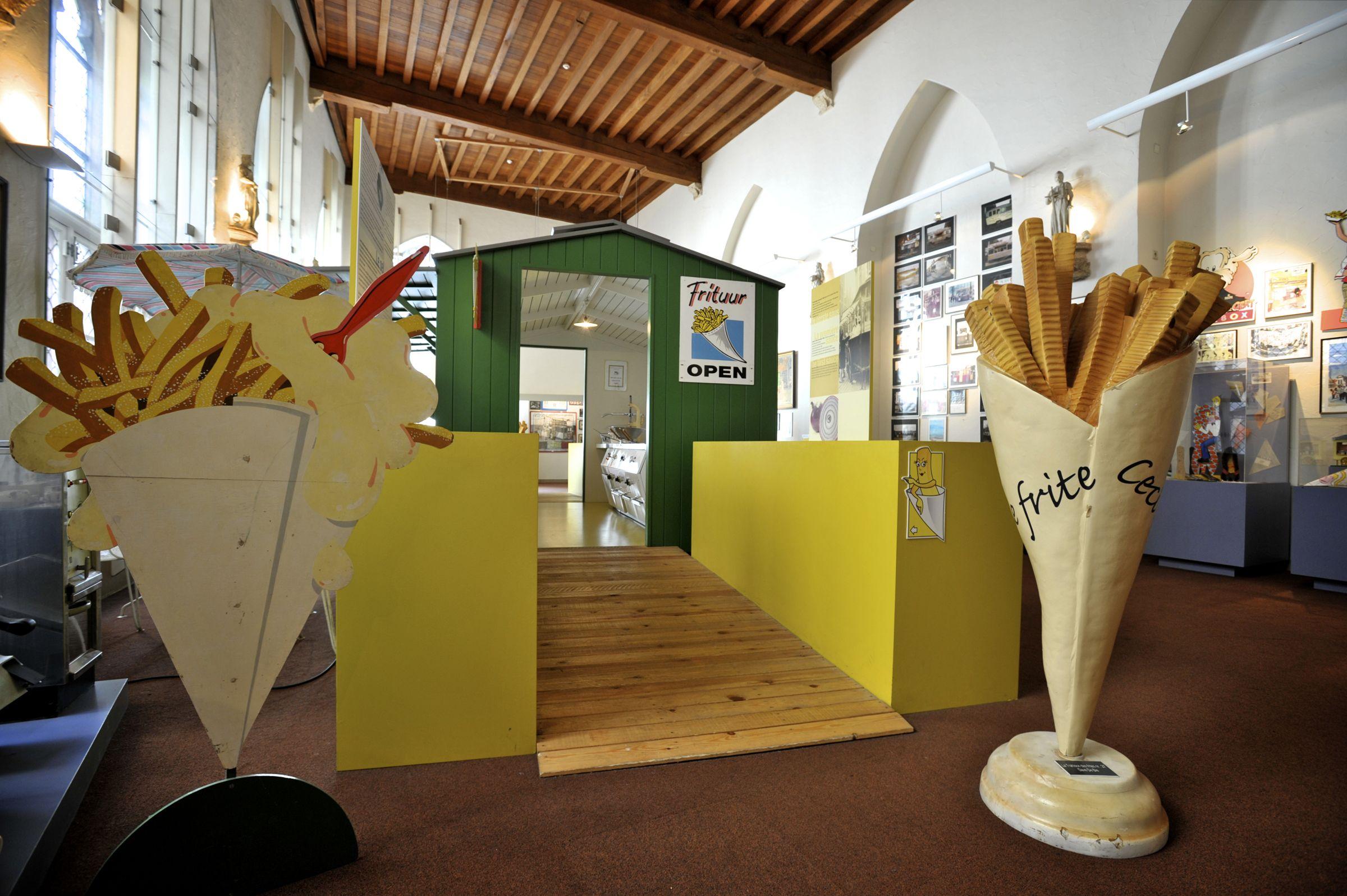 frietmuseum belgium