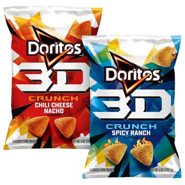frito lay doritos 3d crunch chips