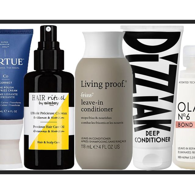 the best frizz fighting products