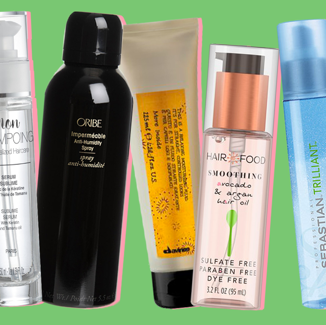 21 Best Anti Humidity Products For Frizzy Hair