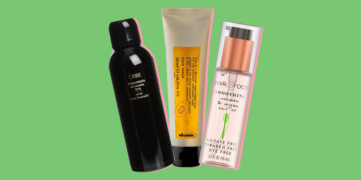 These Anti-Humidity Hair Products Get Rid of Frizz Fast