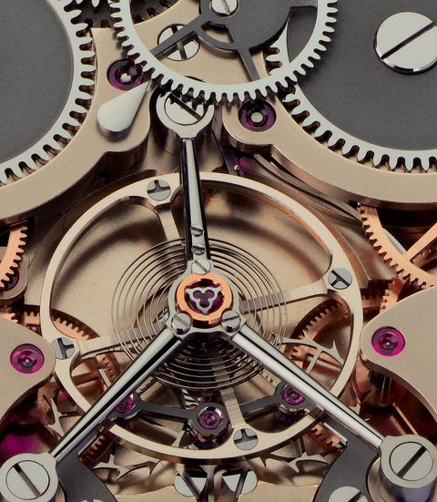 Frodsham Double Chronometer Escapement