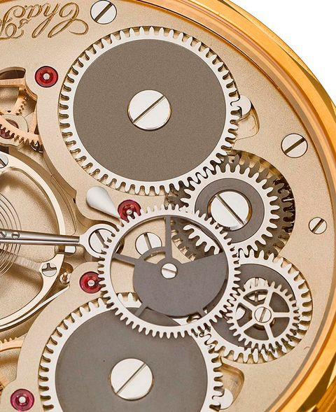 Frodsham Double Chronometer Winding Work