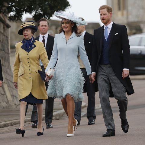 e69dfa3e103 Why Meghan Markle Missed Lady Gabriella Windsor s Wedding - Prince ...
