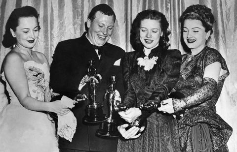 Annual Academy Awards In 1947