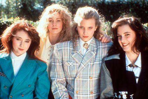 Shannen Doherty In 'Heathers'