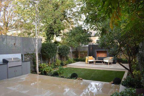 outdoor kitchen by pollyanna wilkinson garden design