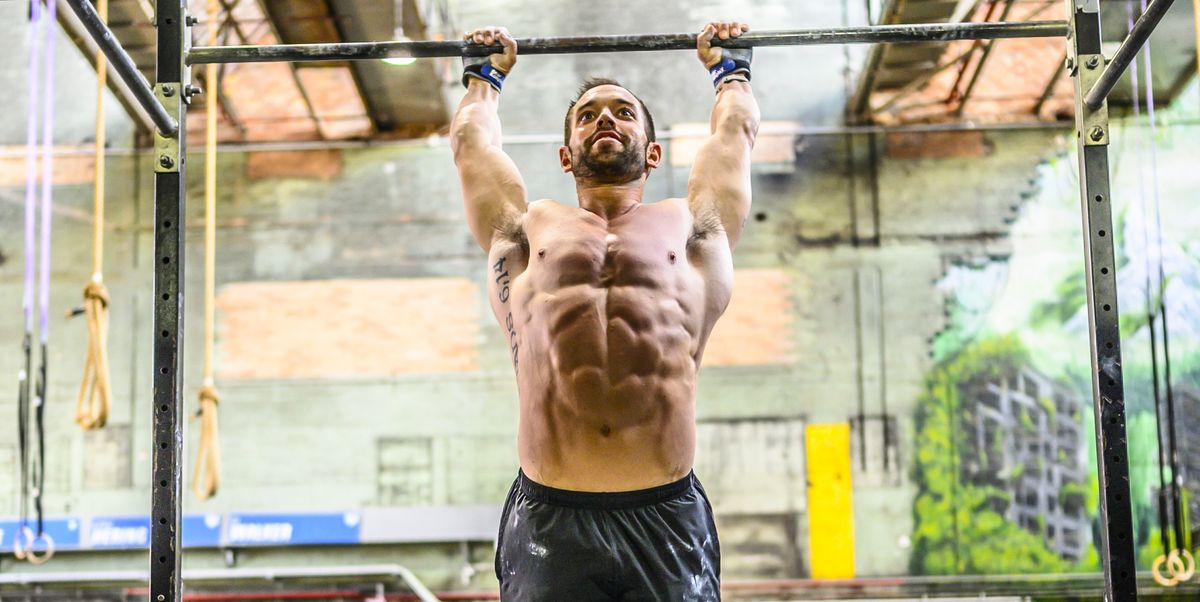 Rich Froning Shared a Simple 3-Move Workout to Stay Fit at Home