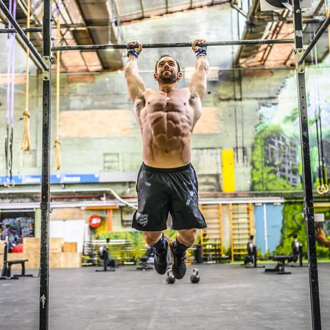 Physical fitness, Crossfit, Individual sports, Street stunts, Sports, Flip (acrobatic), Pull-up, Sport venue, Muscle, Sports training,