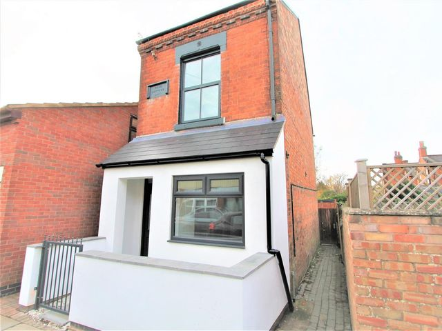 narrow house for sale newton fallowell oadby leicester rose cottage