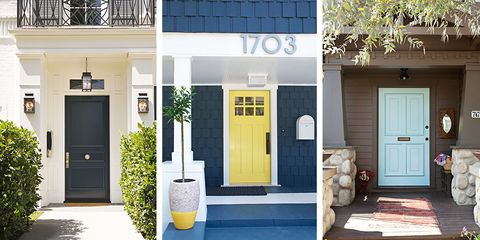 Front Door Colors House Beautiful