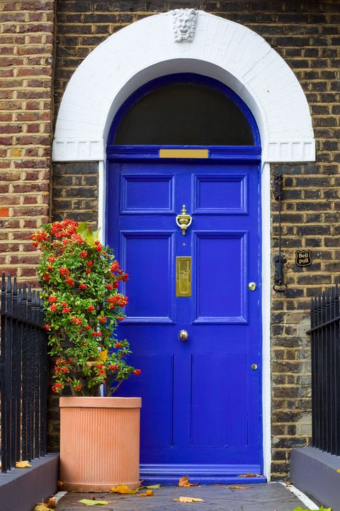 Front Door, Entrance, London, England