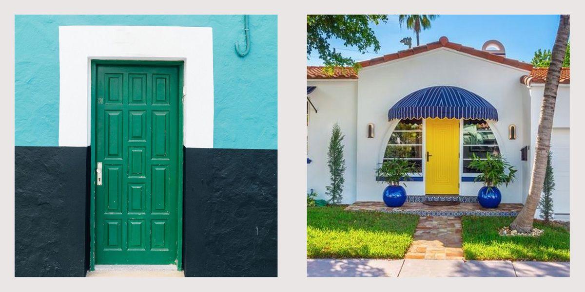 25 Creative Front Door Colors Paint Ideas For Your Front Door
