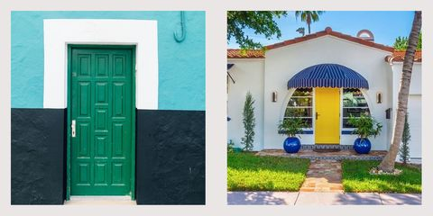 25 Creative Front Door Colors Paint Ideas For Your