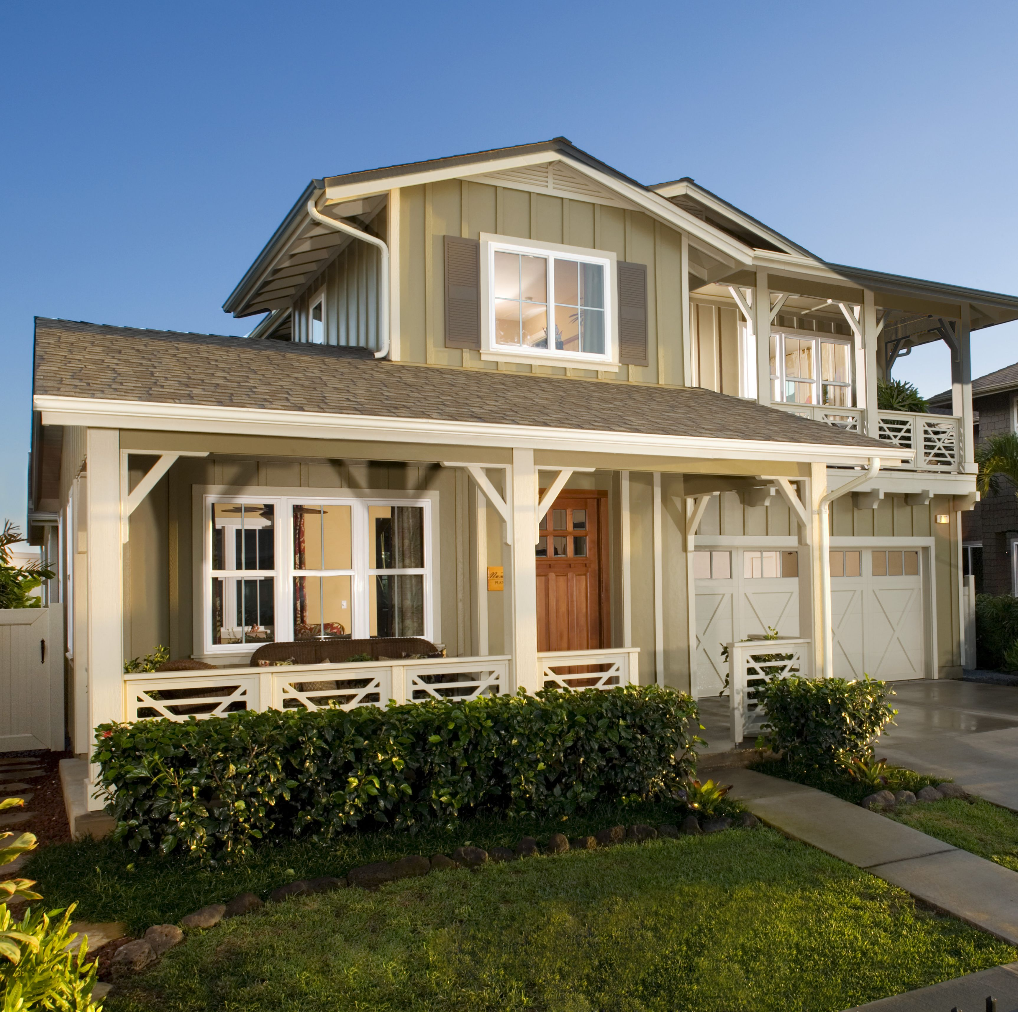 What is A Craftsman Style House - Craftsman Design ...