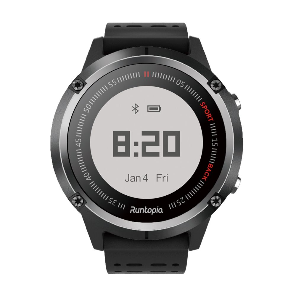 c0d3e5875 Runtopia s S1 Is the GPS Running Smartwatch You Can Actually Afford