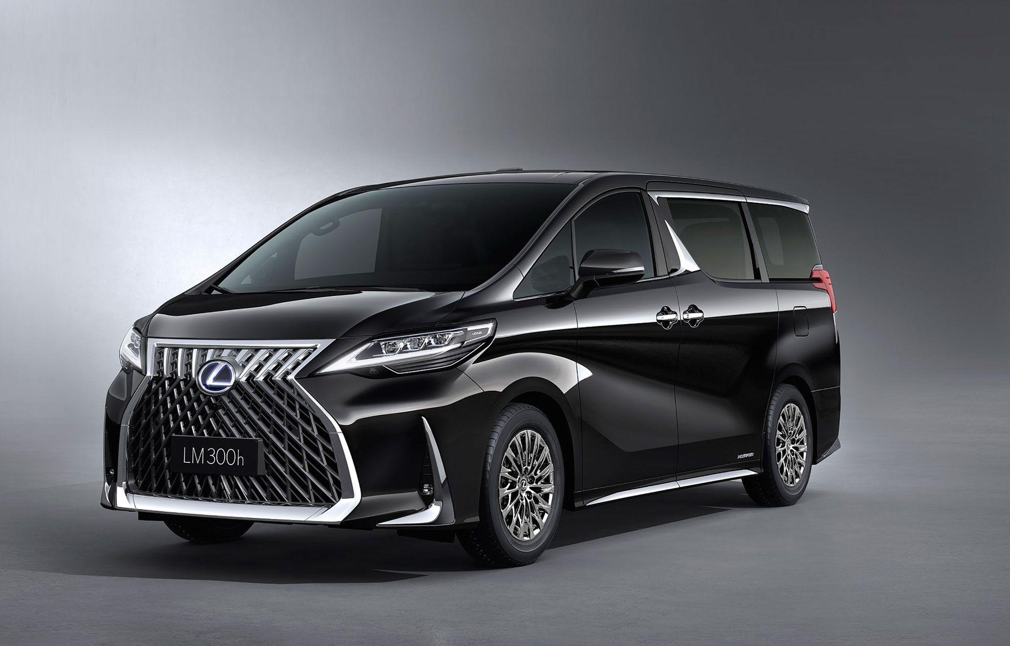 نتيجة بحث الصور عن 2020 Lexus LM