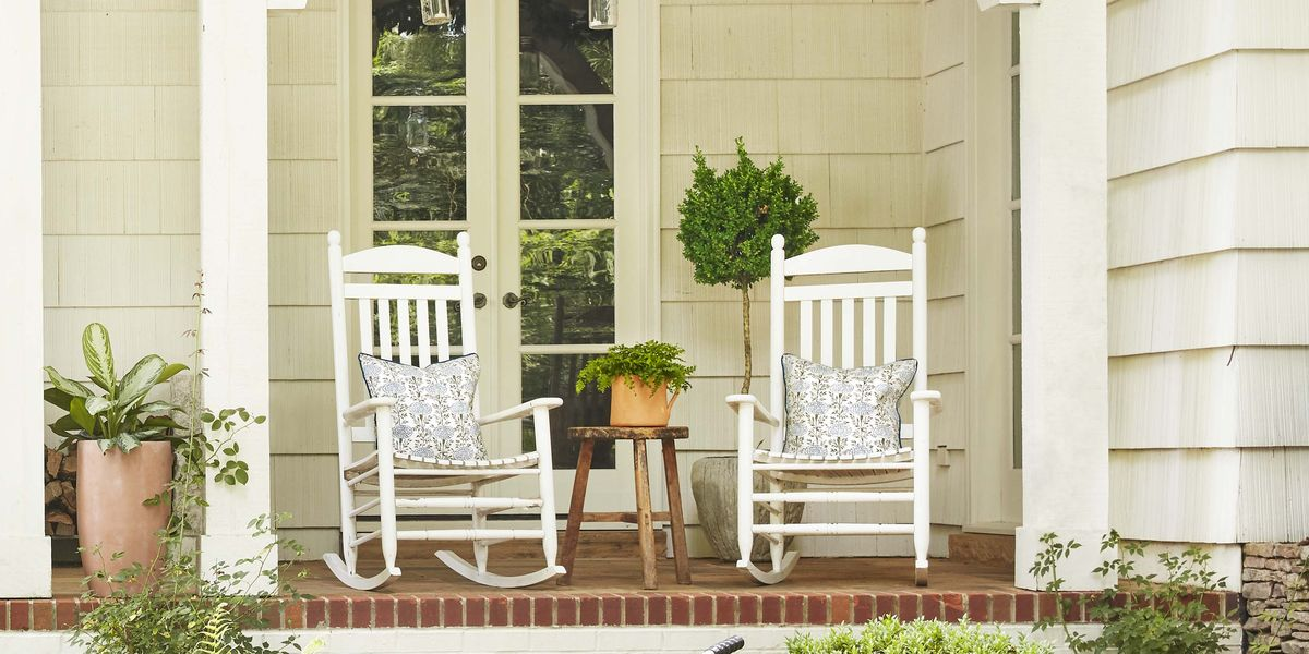 Relax on the Porch with These Top-Rated Rocking Chairs