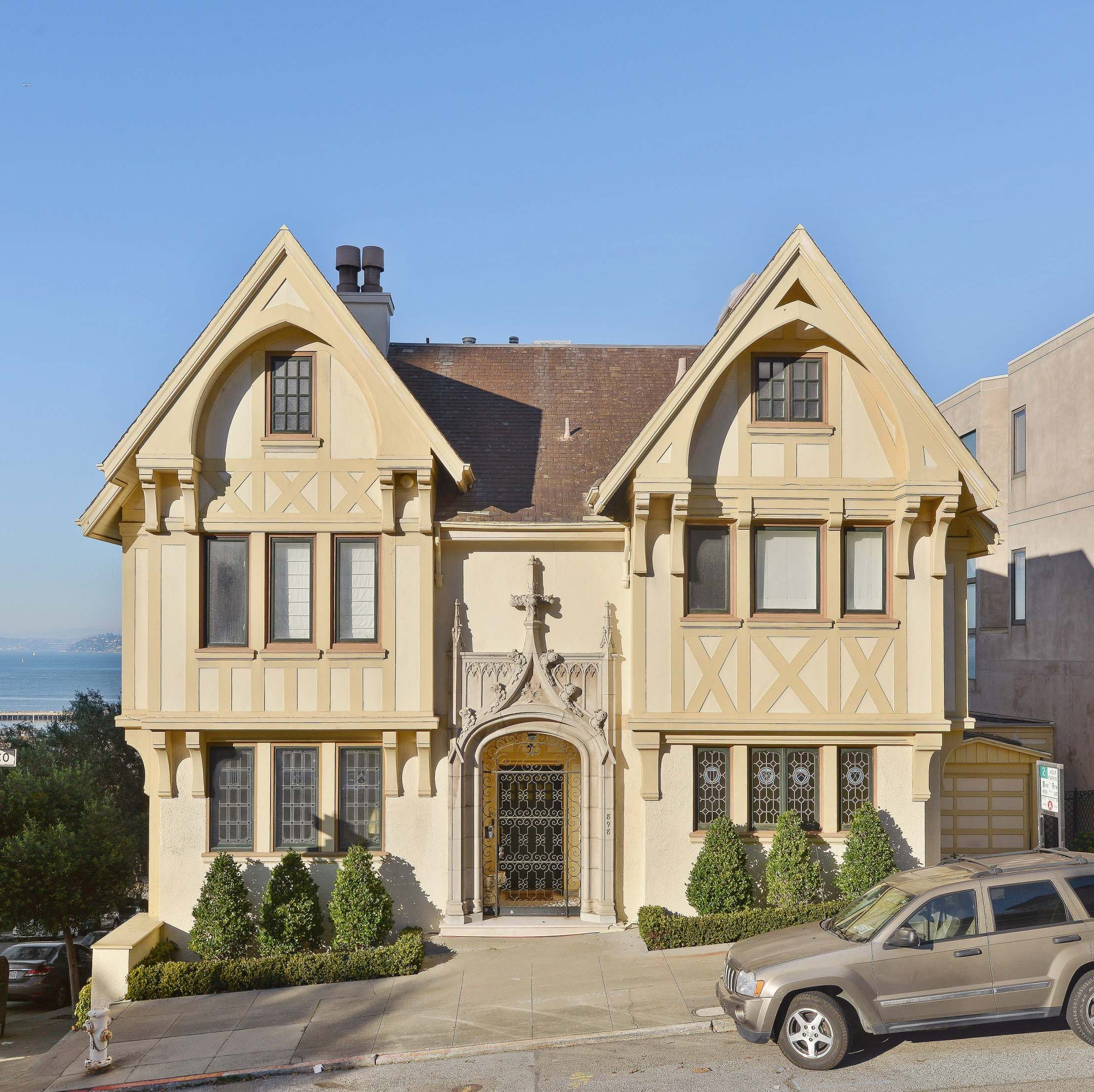 Nicolas Cage's six-bedroom house in San Francisco is up for sale