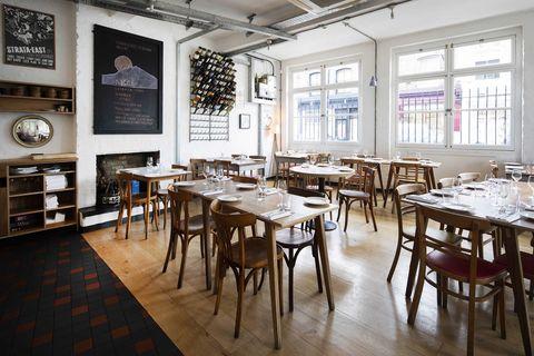 best local restaurants, Brawn
