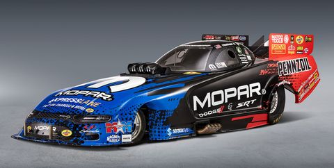 11,000-HP Dodge Hellcat Drag Racer Will Make Your Head Pop