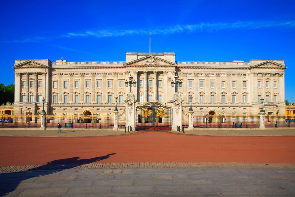 The Refurbishment of Buckingham Palace Accelerated During COVID