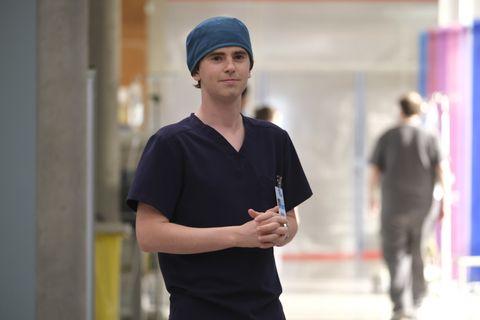 """abc's """"the good doctor""""   season four"""