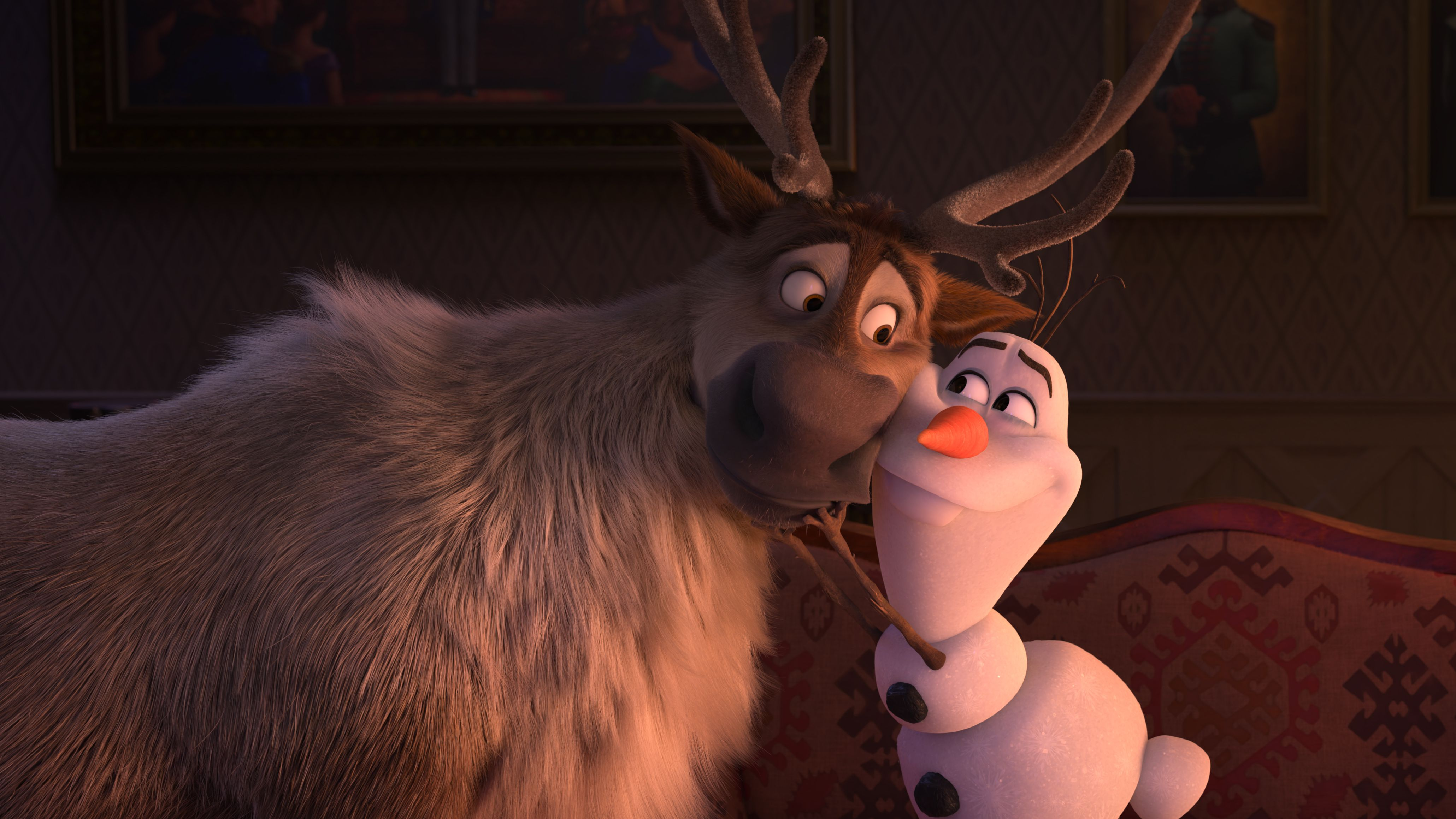 Why Frozen proved such an enormous hit, according to the producer