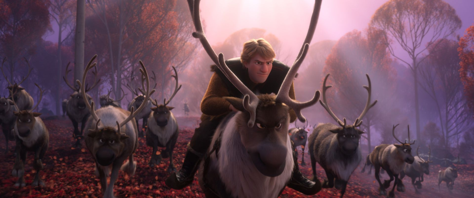 How Frozen 2 crafted Kristoff's incredible solo song 'Lost in the Woods'