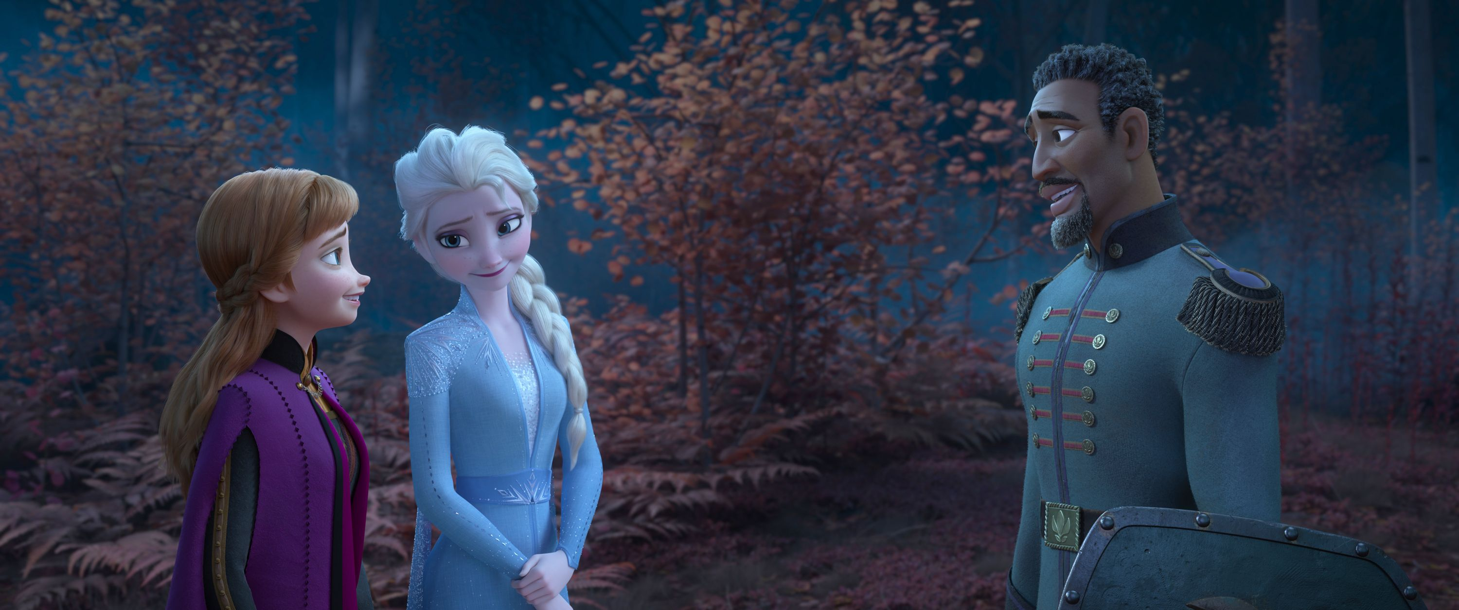 """Frozen 2 stars reveal what surprised them about the """"gutsy"""" Disney sequel"""