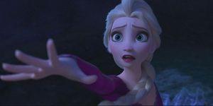 Frozen 2 trailer - is Elsa a lesbian?
