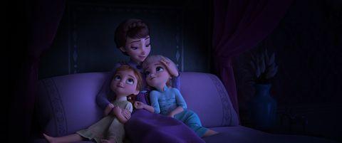 frozen 2 estreno domestico