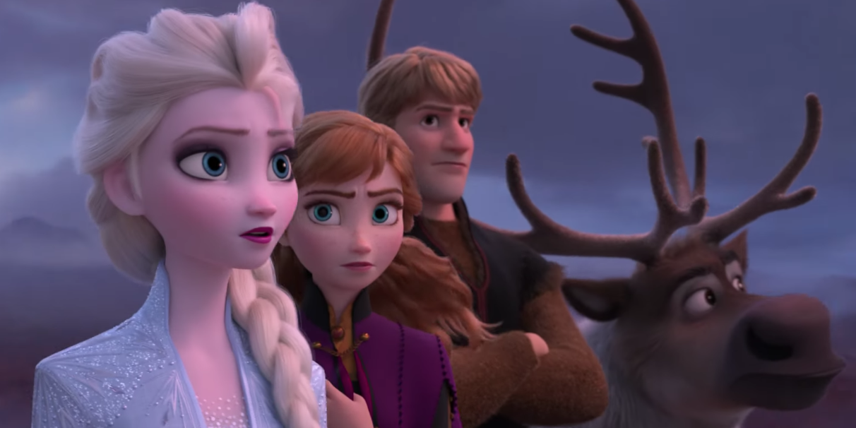 The First 'Frozen 2' Trailer Is Here and It Looks Really Scary