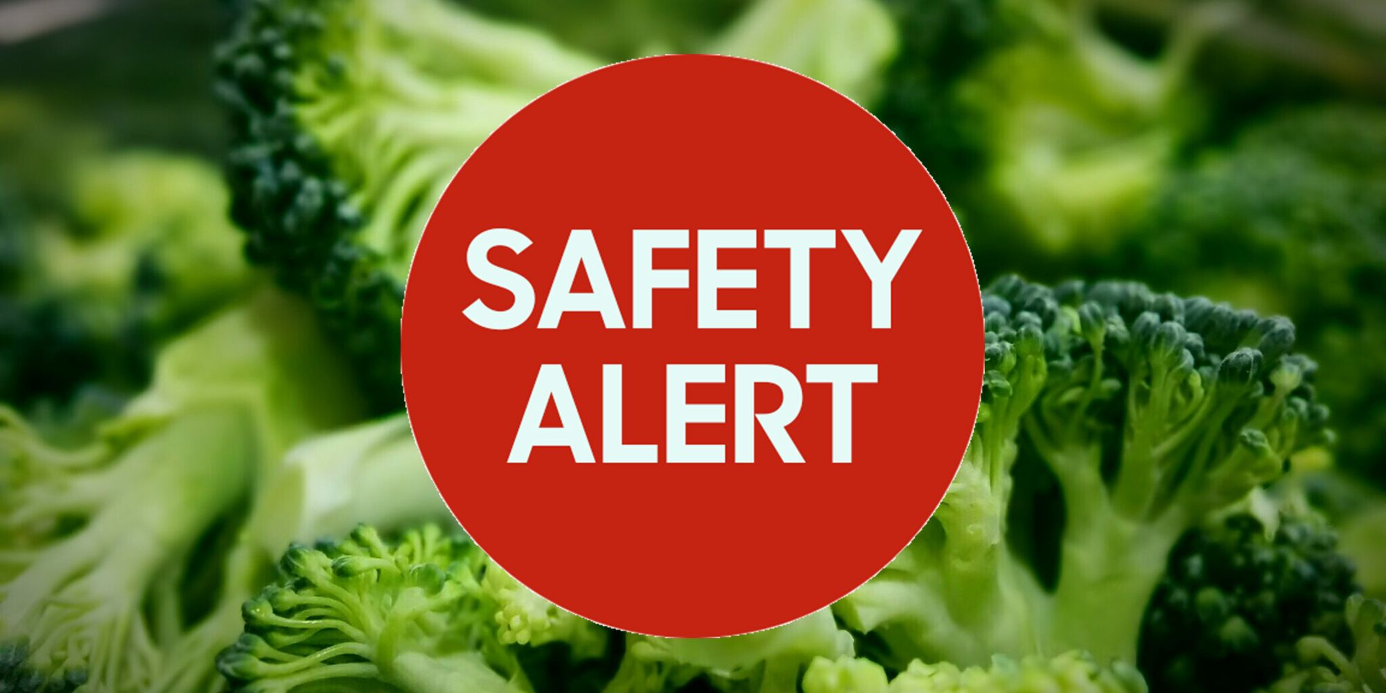 Frozen Broccoli Sold at Shop Stop, Giant, and More Recalled Due to Listeria Risk
