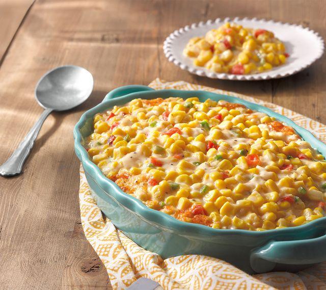 country corn casserole frozen side
