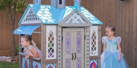 Playhouse, Dollhouse, House, Play,