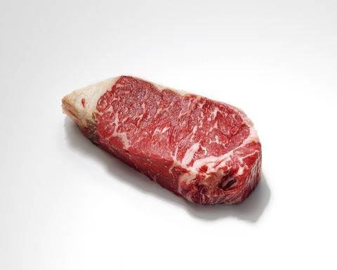 Frozen steak