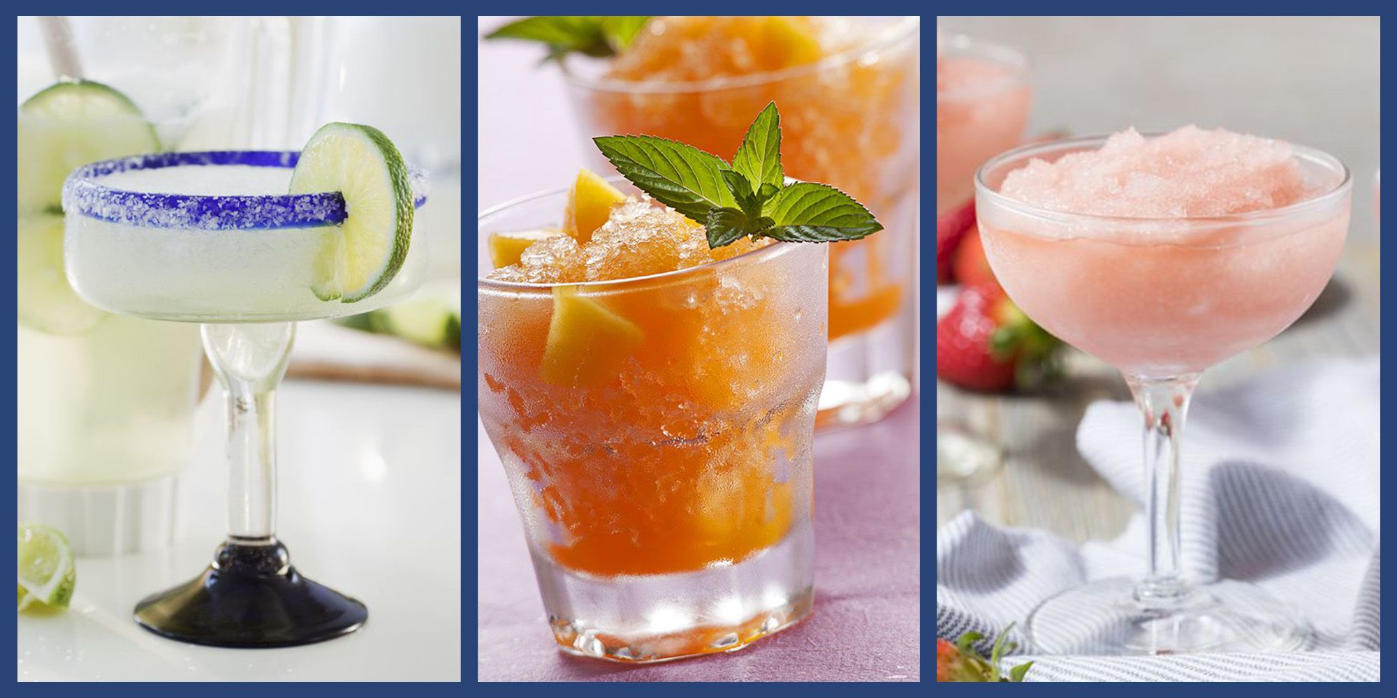 The Best Frozen Cocktails to Sip on All Summer Long